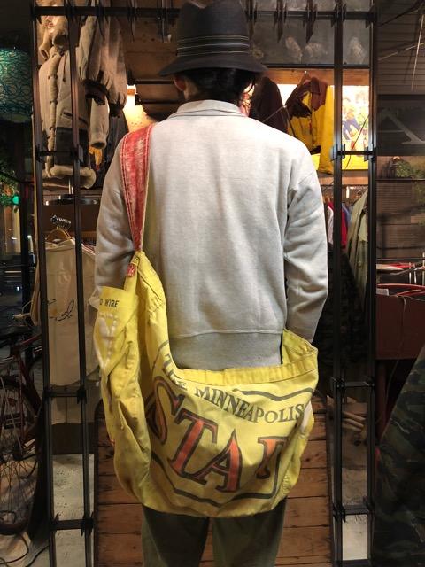 4月11日(水)大阪店ヴィンテージ入荷!#5 Work服飾雑貨編!70\'s Snap-on&BookTote!!_c0078587_2131265.jpg