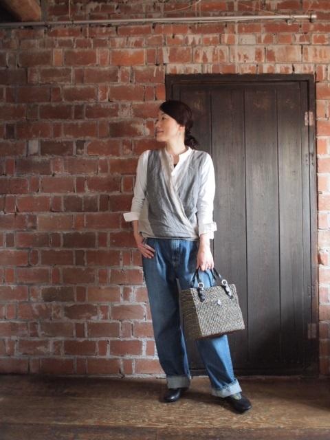 Bag、Shoes、洋服です。_d0228193_11055661.jpg
