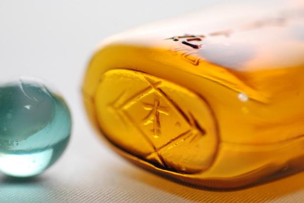 S級のハケ 19 (薬瓶と業務連絡)_d0359503_22174511.jpg
