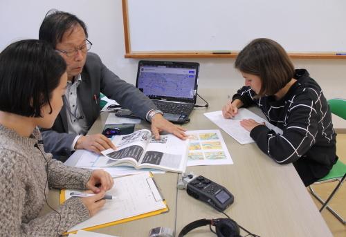 11/4 フリエッタ&サラのリサーチ(利根町編2)/ Julieta&Sarah\'s research (Tone Town, Ibaraki_2)_a0216706_12424051.jpg