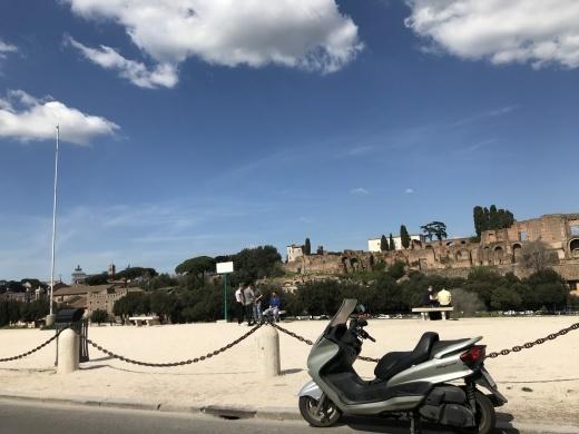 ローマの休日_a0129711_11235780.jpg