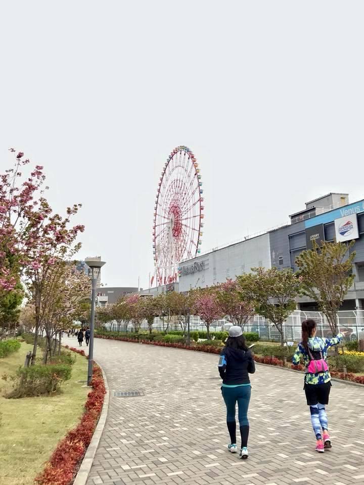 TOKYO 湾岸ラン_a0231828_17171455.jpg