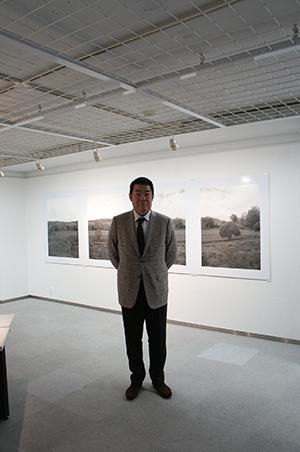 「ある牛の旅 Hiro TOBE写真展」開催中です!_f0171840_14410006.jpg