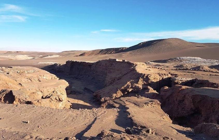 アタカマ砂漠の「月の谷」_c0011649_08021120.jpg