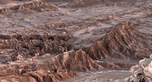 アタカマ砂漠の「月の谷」_c0011649_17225989.jpg