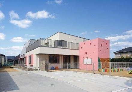 鹿児島市の保育園完成致しました。_d0174072_21594915.jpg