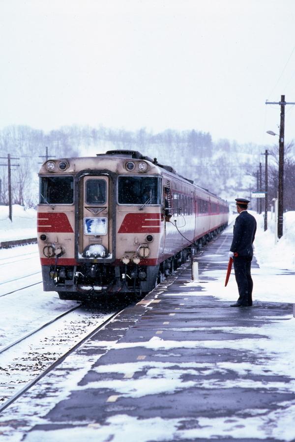山線の特急 - 函館本線・1986年 -_b0190710_22180610.jpg