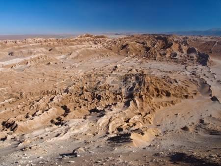 アタカマ砂漠の「月の谷」_c0011649_07023913.jpg