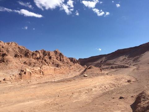 アタカマ砂漠の「月の谷」_c0011649_07041279.jpg