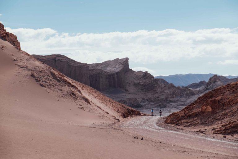 アタカマ砂漠の「月の谷」_c0011649_07045018.jpg