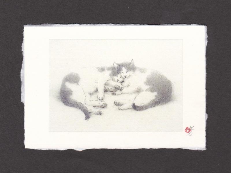 《 画室『游』 《 手作り絵葉書 7 》_f0159856_16555807.jpg