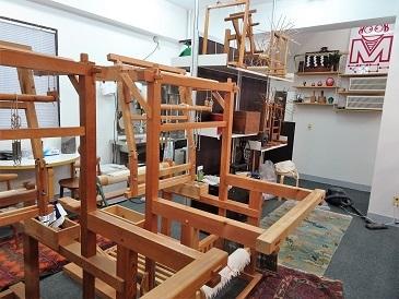 染織iwasaki蔵前工房、やっと・・始動出来そうです。_f0177373_09512761.jpg
