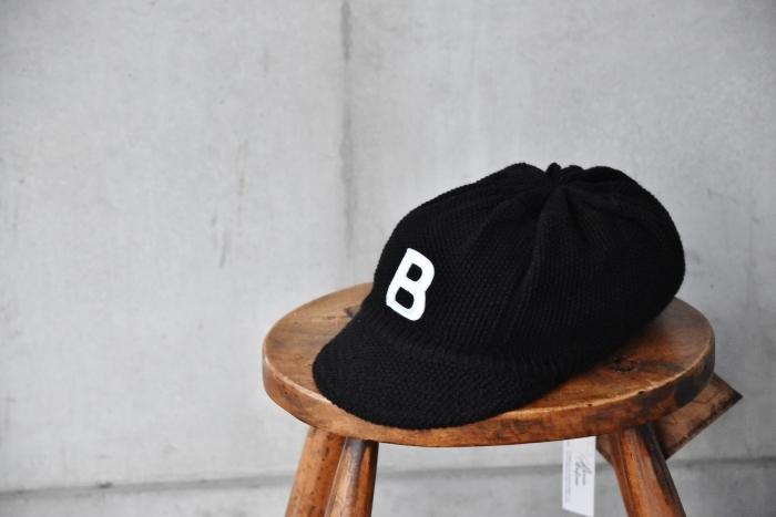 BIRVIN UNIFORM  BaseBall KNIT CAP!!_d0152280_06281731.jpg