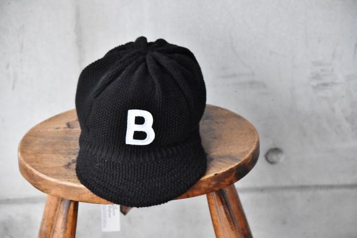 BIRVIN UNIFORM  BaseBall KNIT CAP!!_d0152280_06285762.jpg
