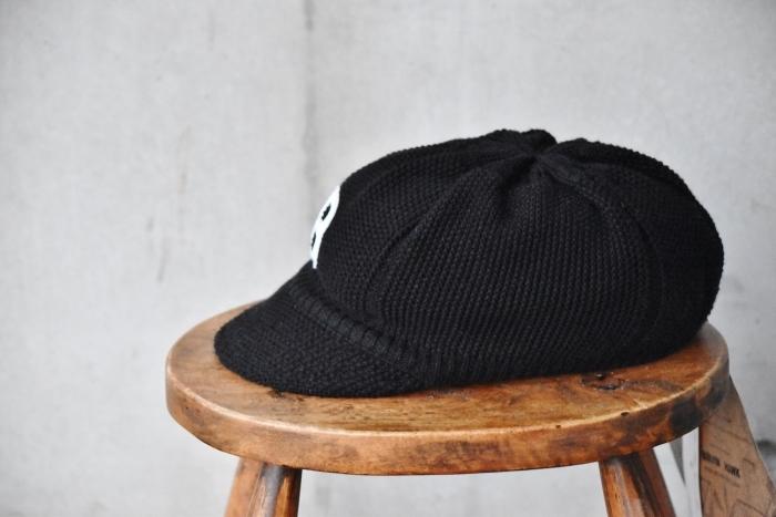 BIRVIN UNIFORM  BaseBall KNIT CAP!!_d0152280_06291389.jpg