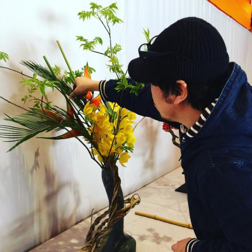 平安神宮 献花展(大会) 2018年 4月14~16日_b0248803_12354029.jpg