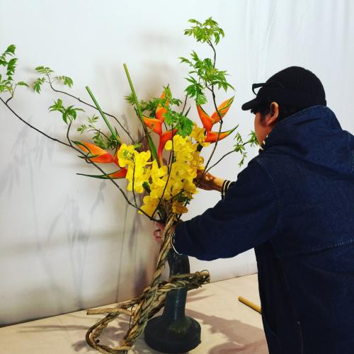 平安神宮 献花展(大会) 2018年 4月14~16日_b0248803_12354135.jpg