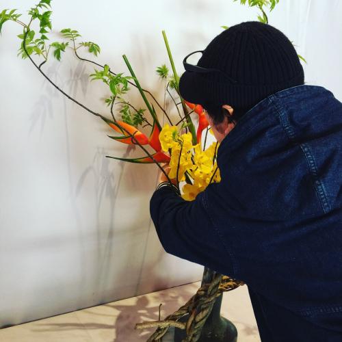 平安神宮 献花展(大会) 2018年 4月14~16日_b0248803_12354173.jpg
