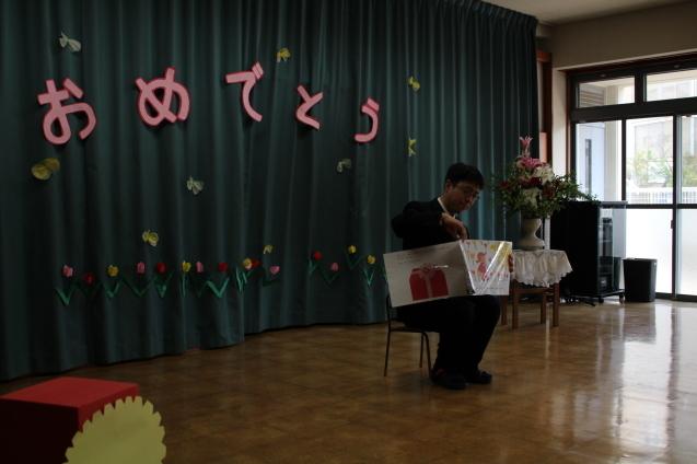 おめでとう!   入園式です!_e0209845_15295059.jpg