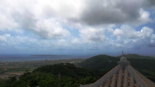 石垣島観光  玉取崎展望台 エメラルドの海が見える展望_c0011649_07263034.jpg