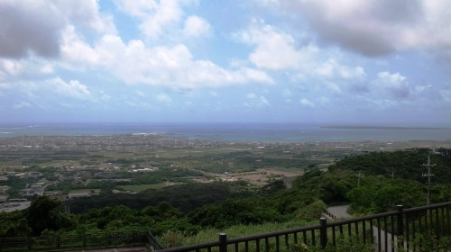 石垣島観光  玉取崎展望台 エメラルドの海が見える展望_c0011649_07270163.jpg