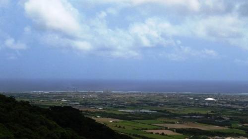 石垣島観光  玉取崎展望台 エメラルドの海が見える展望_c0011649_07293627.jpg