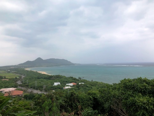石垣島観光  玉取崎展望台 エメラルドの海が見える展望_c0011649_07432855.jpg
