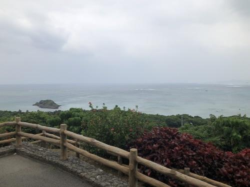石垣島観光  玉取崎展望台 エメラルドの海が見える展望_c0011649_07435932.jpg