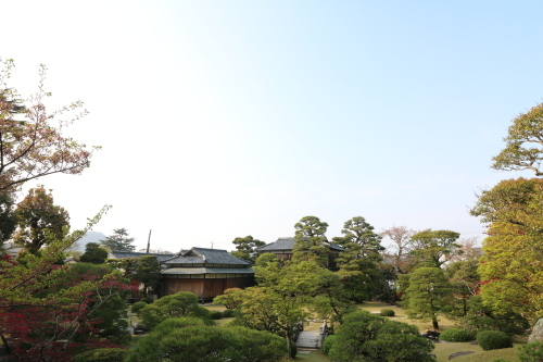 初夏 春の新庭の特別公開_f0101949_16484535.jpg