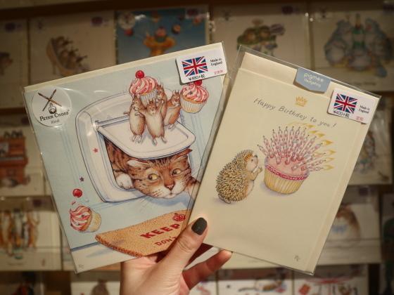 イギリスのグリーティングカードが新登場!_c0219051_15223710.jpg
