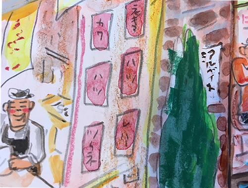 『でんしゃにのるよ ひとりでのるよ』3/27発売:その5・絵について_e0026053_13150241.jpg