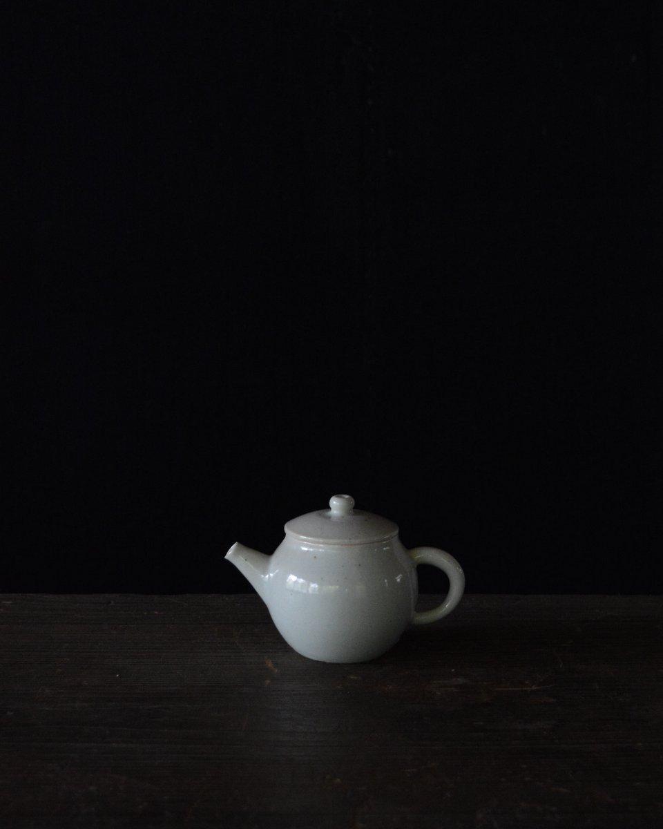 「山本亮平・ゆき 展 白瓷考」 7日目_d0087761_1285359.jpg