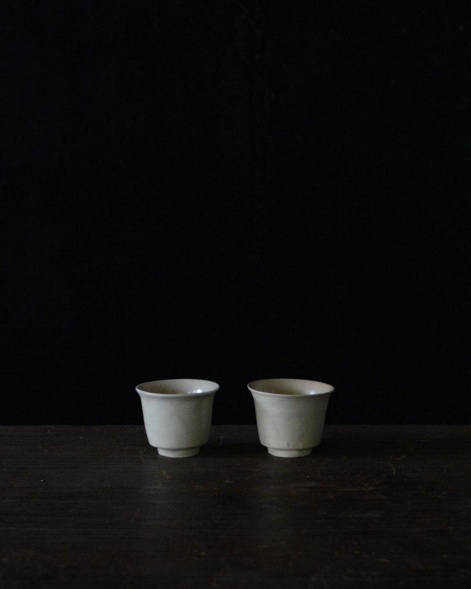 「山本亮平・ゆき 展 白瓷考」 7日目_d0087761_129147.jpg