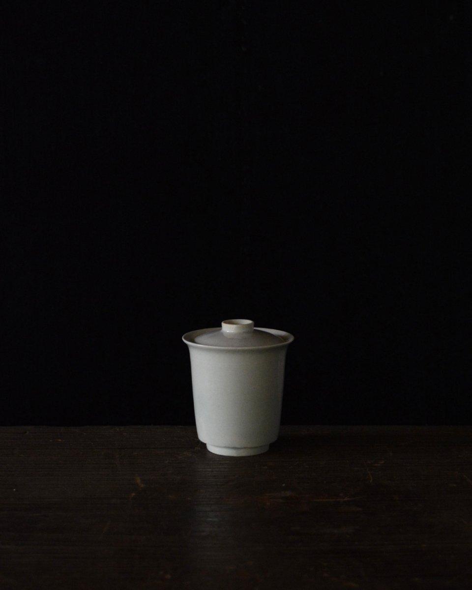 「山本亮平・ゆき 展 白瓷考」 7日目_d0087761_1291629.jpg