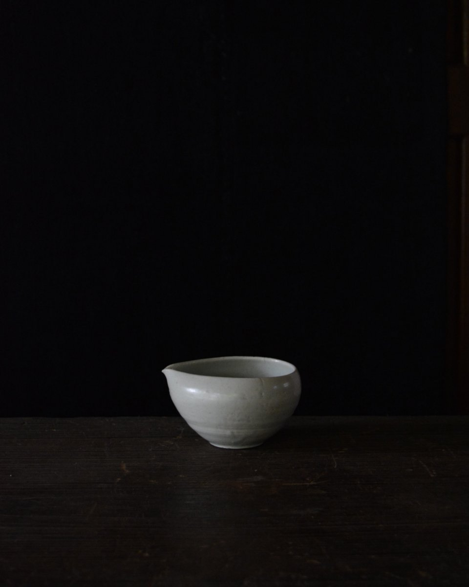 「山本亮平・ゆき 展 白瓷考」 7日目_d0087761_129861.jpg