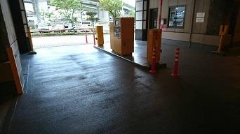 駐車場防水工事(町田市)_c0183605_18515613.jpg