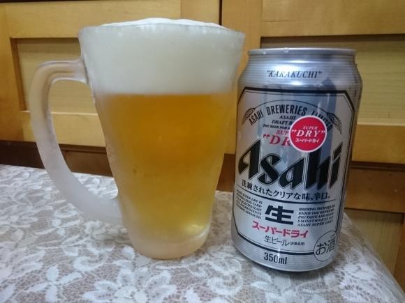 4/13 アサヒスーパードライ & OH!LA!HO!ビール キャプテンクロウ + マルちゃん無限もやしのもと_b0042308_12531834.jpg