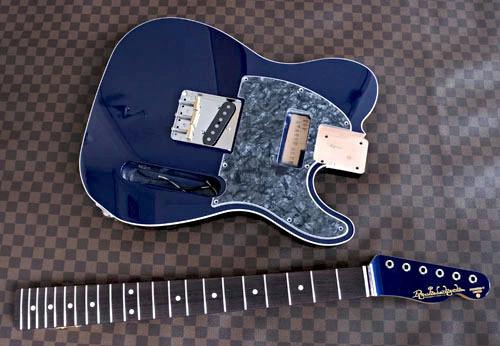 青メタとグレイ・メタのStandard-T × 2種の塗装が完了!_e0053731_16041298.jpg
