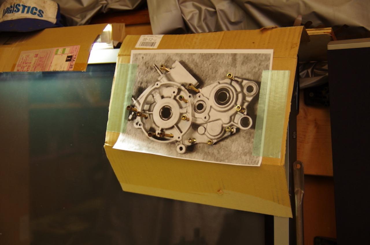 【tm125EN】エンジン組立(その5)クランクケース結合_e0159646_4501169.jpg