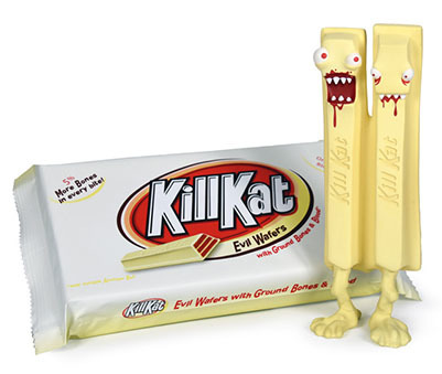 Kill Kat White Chocolate Edition by Andrew Bell_e0118156_17310450.jpg