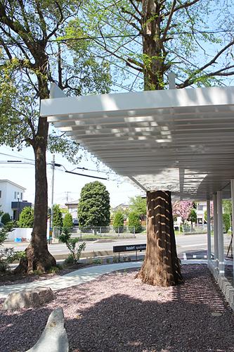 クインテット美容室 岩神店-春の訪れ_f0064884_09010446.jpg
