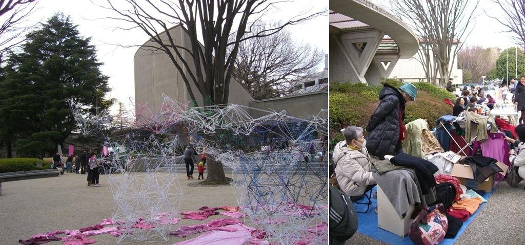 さくら祭り@世田谷美術館を訪ねて_a0057402_19523646.jpg