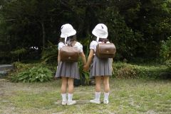チビちゃん達は二人揃って大学に進学しました。_d0041124_104639100.jpg