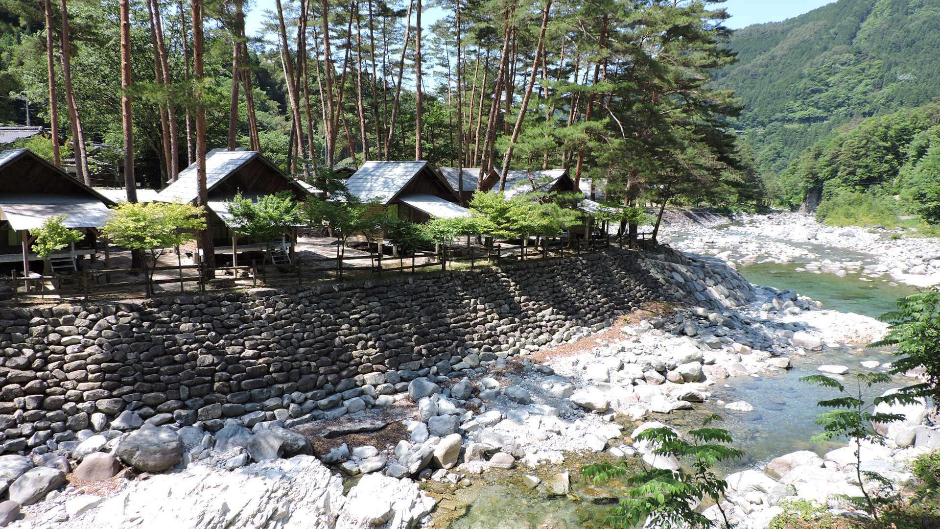 付知峡 いよいよキャンプシーズン始まります⛺_e0020051_10365337.jpg
