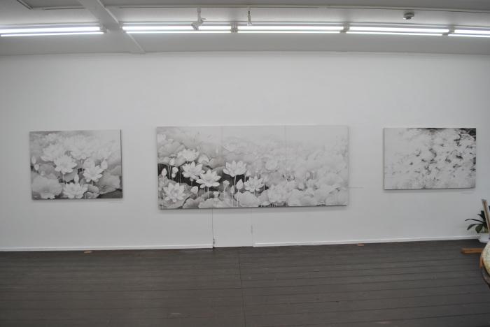 藤倉春日展 「花色の時」_c0267580_16142760.jpg
