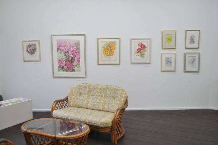 藤倉春日展 「花色の時」_c0267580_16143364.jpg