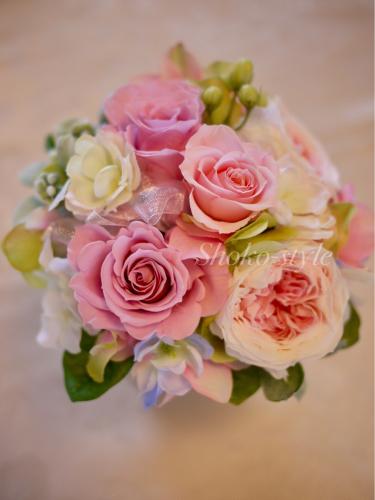 ブーケのように愛らしく♡_a0135999_22190119.jpg