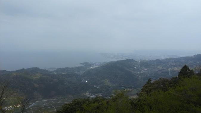 金峰山山頂_e0222708_15115232.jpg