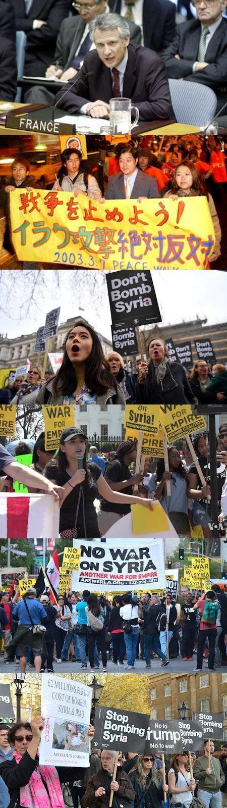 シリアの「化学兵器」とイラクの「大量破壊兵器」は同じだ - 四つの動機_c0315619_17555064.jpg