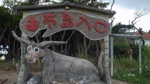 由布島観光  蝶々園と亜熱帯植物園_c0011649_23175202.jpg